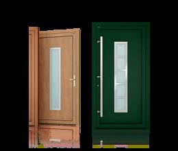 DECO alumīnija durvis