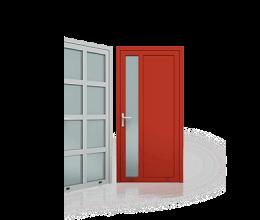 PLUS LINE alumīnija durivs
